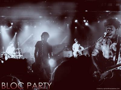Bloc Party!