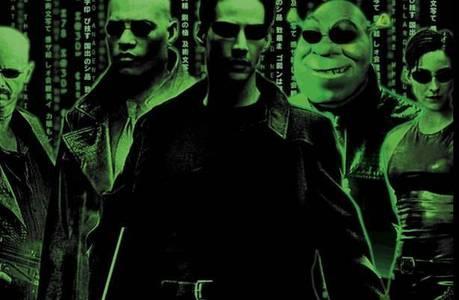 someone else has enter'd into the matrix.