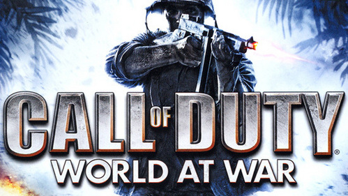I'm on the computer, watching ''Psych'' for the first time (and enjoying it!), sitting on my couch and playing online on my PS3 a game called ''Call of Duty : World at War'' ;D!!!