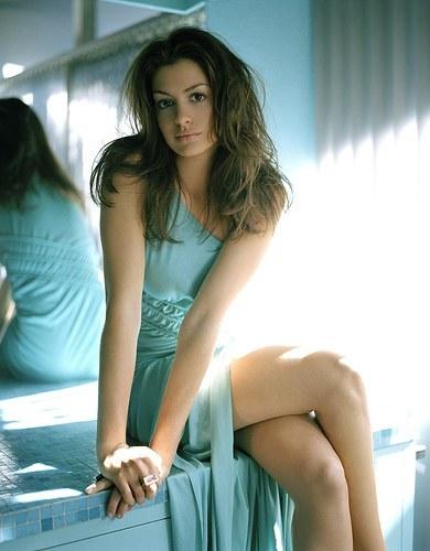 Anne Hathaway ;D