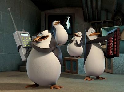Penguins of Madagascar! That Zeigen is the best!