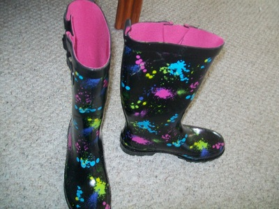 my inayopendelewa boots....