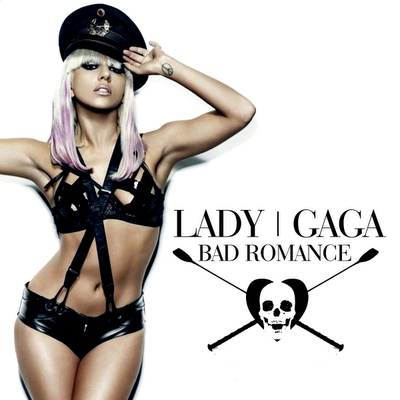 Bad Romance da Lady Gaga.