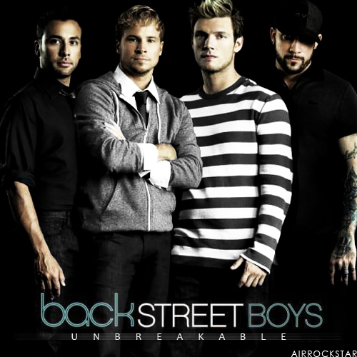 WHAT I KNOW NOW によって BACK 通り, ストリート BOYS