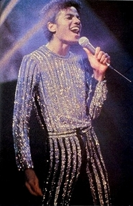 rock with you! i want him to wear that amazing outfit he wore in the video and dance for me in the dark with spotlights on him,just imagine how turned on i would be and of course the lady in my life too!