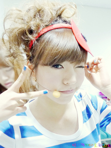 i প্রণয় her!!cant resist her aegyo act!btw she's really cute!