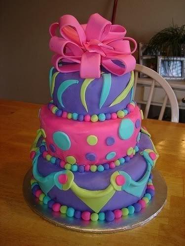 HAPPY BIRTHDAY!!! Here's your cake :D