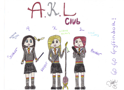AKL CLUB!!!! :D a club for me and my BFF's, Kaitlin and Lindsay. 登録する if あなた like the same stuff as us! :) http://www.fanpop.com/spots/akl-club at least check it out please!