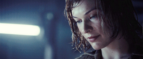 Alice - Resident Evil Other than the fact that shes kills zombies? Well shes just AWESOME!