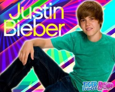 Justin Bieber all the way!!!!