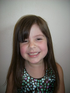 I really think my daughter Harmony should play Renesmee. What do u think?
