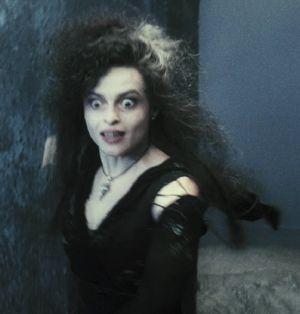 Bellatrix is my most fav. but I felt that Harry finally had some rockstar Godfather he could depend on then Bella goes bonkers and kills him- oh Bella!