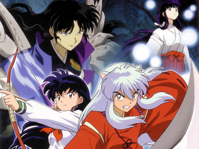 yes Inuyasha very good anime