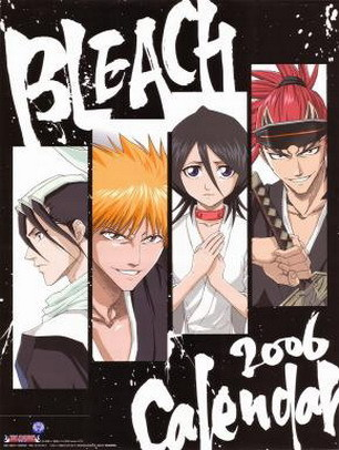 lets see bleach and fairy tail