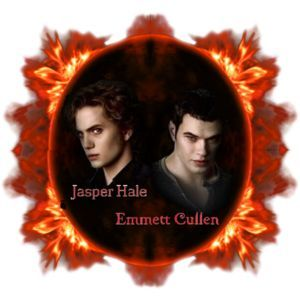 no, i like jasper and emmett the best...they are tied for first
