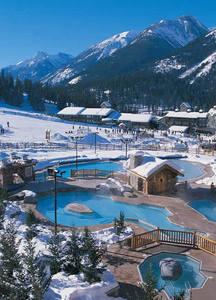 This the Panorama Ski Resort in B.C