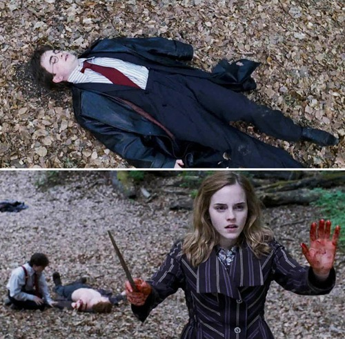 Which Hermione scene are you looking most foreward to ...
