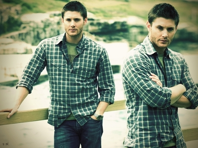 Hmmm.. The hottest&Sexy&The Best of All XD ***My LOVE: JENSEN ACKLES <3