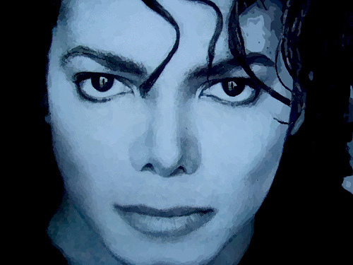 """If te ask me, thats just down right out rude. Nobody can be nice enough to mostra a little bit of respect for michael? No all the media does is treat him like dirt. The media still picks on him even though he's gone. One thing id like to say to the media- """" LEAVE MICHAEL ALONE!!!!!!!!!!!!!!!!!!!!!!!"""" Rest in peace Michael we all Amore te and miss you............ Your biggest fan,Alicia"""