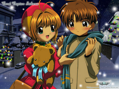 Yes! Syaoran Li from CardCaptor Sakura is AMAZING <3 (NOT from Tsubasa. I mean CCS, because he's so amazing in that show!)