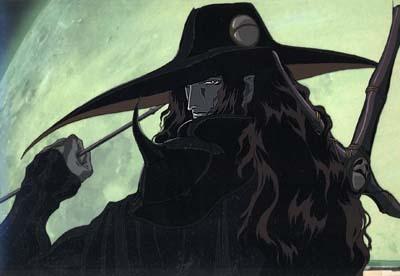 Vampire Hunter D :$
