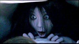 Kayako Saeki! If u watched the gruge 당신 know what im talking about!!!!