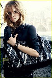 Tom Felton and Emma Watson :)
