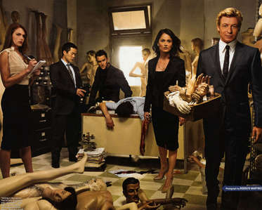 I would recommend: Criminal Minds The Mentalist Numb3rs All the CSIs I'm very into crime dramas so I would highly recommend these. :D