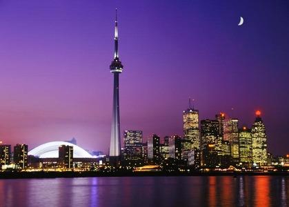 I live in Toronto :D