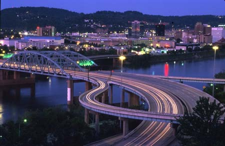 I live in Charleston, WV. :P It's pretty small, and I don't like it much but whatever. xD