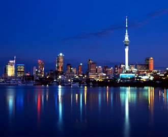 This is where I live. ♥♥ Auckland, New Zealand ♥♥