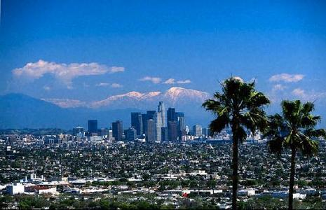 southern california, it looks something like this, well LA looks like this :] <3