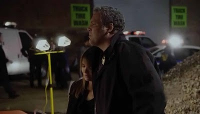 I love Gormes from Law & Order: Criminal Intent.  I love how in the end she quit her job after she had to fire him.