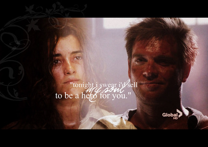 Tony and Ziva from NCIS are my OTP. SOULMATES.