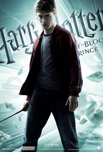 Harry Potter :D <3