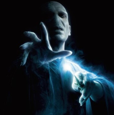 Lord Voldemort (aka Tom Riddle). He's one of the most interesting and complex characters I've ever come across. I really enjoyed Lesen about him and learning about his personality and past.