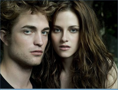 Well I can't really imagine anybody else being Bella now.... So yeah, I guess so.