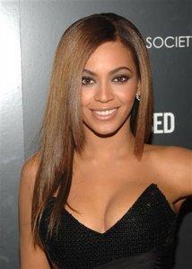 Beyonce. :)