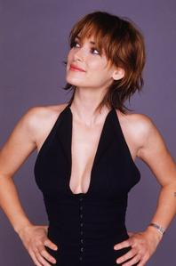 Since Zooey Deschanel, Helena Bonham Carter and Emma Watson were already posted, I think Winona Ryder is really pretty.