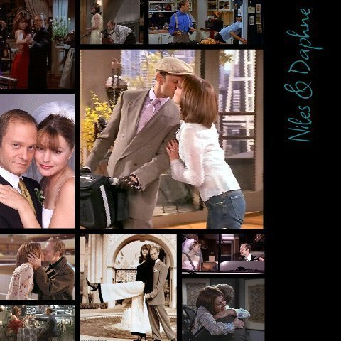 ♥♥♥ Niles & Daphne ♥♥♥ From: Frasier They will always be my favorite ^-^