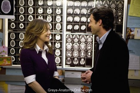 Maybe it'll change once, but...aww, I hope not!  MerDer from Grey's Anatomy! ♥