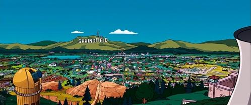 I really do live in Springfield