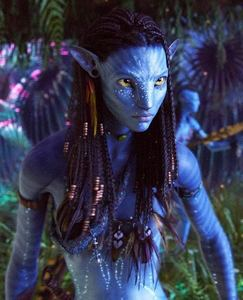 my mom says i would be a horse. but i want to be a Na'vi! just cause! হাঃ হাঃ হাঃ