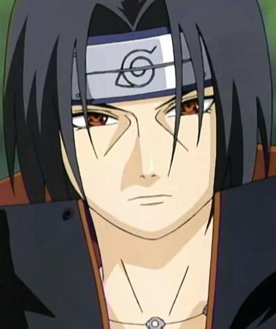 His had 2 kill his girlfreind when he killed all of the uchia clan except sauske.