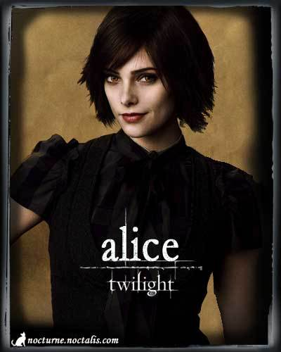 Alice cullen of course!!!!!!