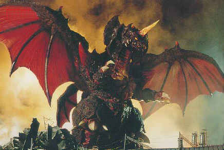 who would win in a fight, spacegodzilla au destroyah?
