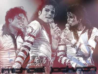 I would go back at 1987 to see the Bad World Tour by Michael Jackson!!!
