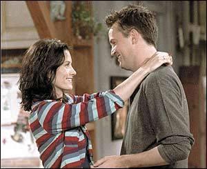Monica & Chandler - Friends