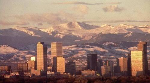 Denver colorado.
