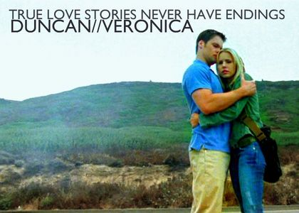 Duncan/Veronica from Veronica Mars is my OTP. <3